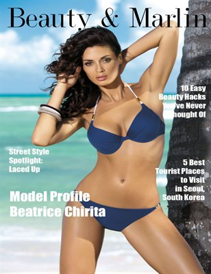 Beauty & Marlin - August 2015