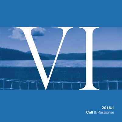 VI-Zine: Call & Response (Issue #1)