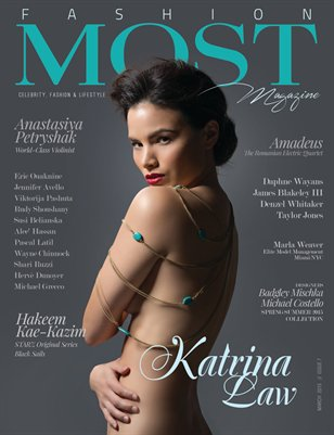 Most Magazine - Fashion MAR'15 ISSUE NO.7
