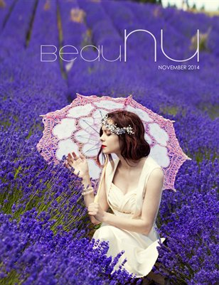 beauNU Magazine November 2014