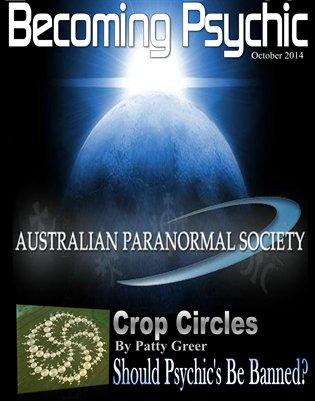 Becoming Psychic Magazine October Edition