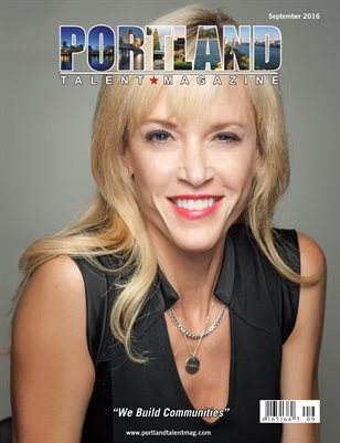 Portland Talent Magazine September 2016 Edition