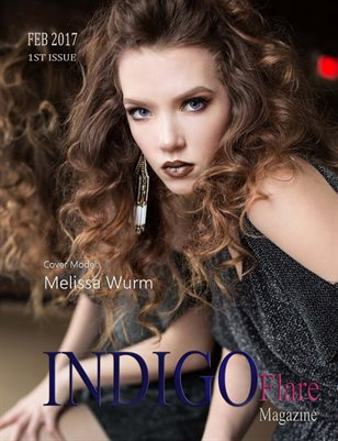 Indigo Flare Magazine  Feb 2017