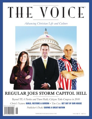 Regular Joes Storm Capitol Hill