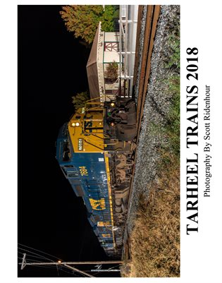 Tar Heel Trains 2018 Calendar