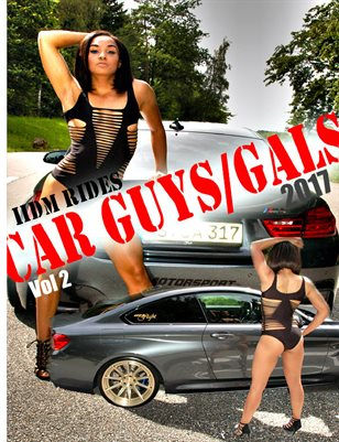 CAR GUYS/GALS VOL 2 2017