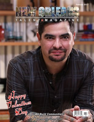 New Orleans Talent Magazine February 2017 Edition
