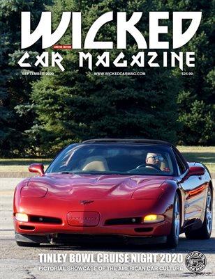 WICKED CAR MAGAZINE - 98 CORVETTE