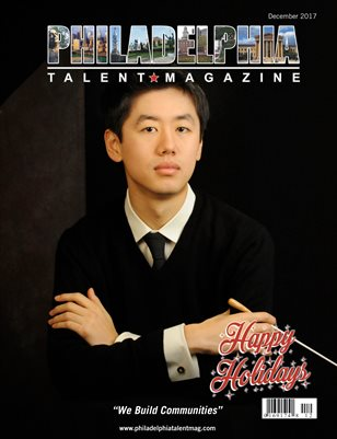 Philadelphia Talent Magazine December 2017 Edition