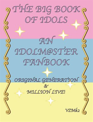 The Big Book of Idols - Original Generation & Million Live