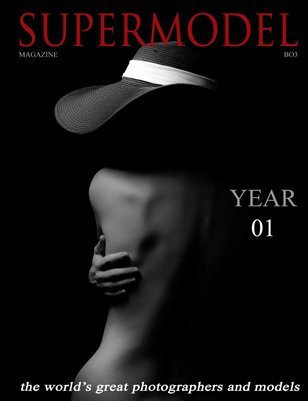 Supermodel Magazine Free Year One Sample B03
