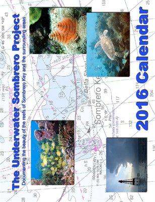 2016 Underwater Sombrero Calendar