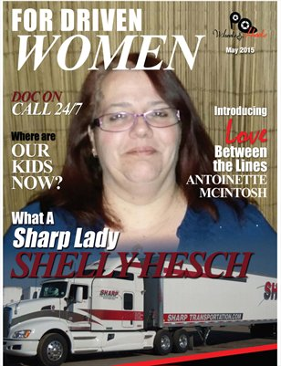 18 Wheels & Heels Magazine- May 2015