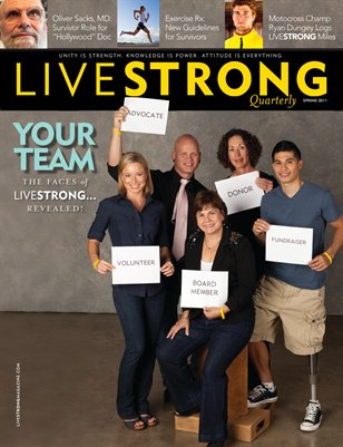 LIVESTRONG Quarterly - Digital Issue