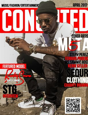 Conceited Magazine Feature Mi5ta