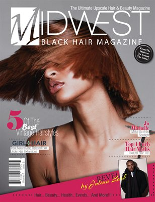 Feb/March 2015- Midwest Black Hair Magazine