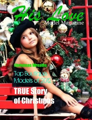 Christmas Issue 2012 (His Love Model Magazine)