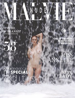 MALVIE Mag | Nude & Boudoir Special Edition | Vol. 03 JUNE 2020