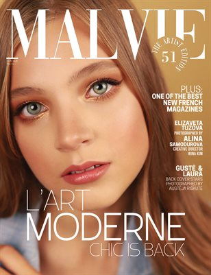 MALVIE Mag The Artist Edition Vol 51 November 2020