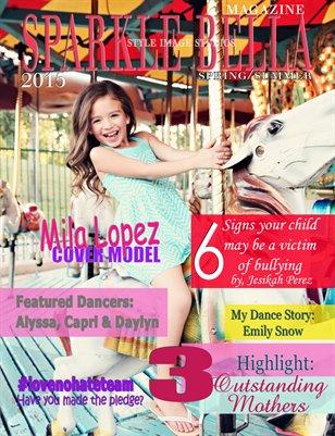 Sparkle Bella Magazine Spr/Sum Issue 2015