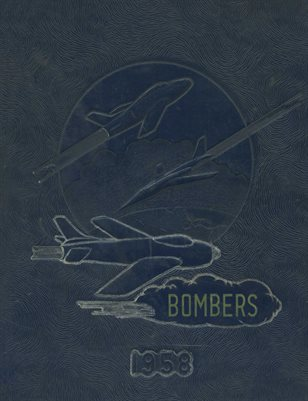 1958 BOMBERS YEARBOOK, FAIRDEALING, KENTUCKY