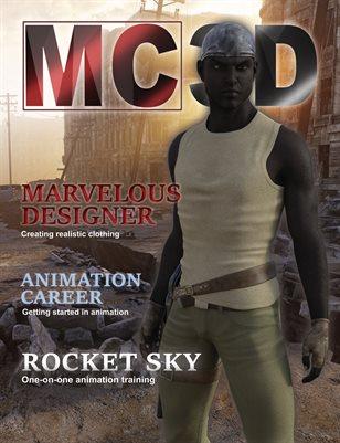 MavCore 3D Animation Magazine - Issue #2