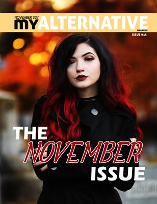 MyAlternative Magazine Issue 15 November 2017