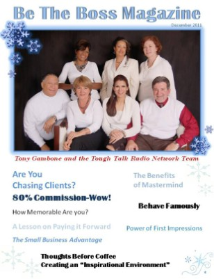 Be the Boss January 2012