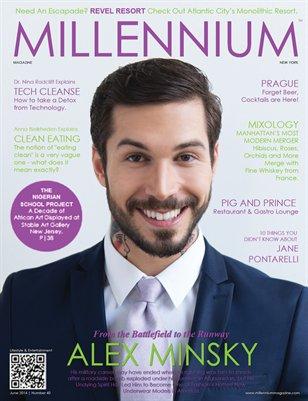 MILLENNIUM MAGAZINE | JUNE 2014