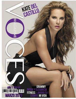 Kate Del Castillo Edición Marzo