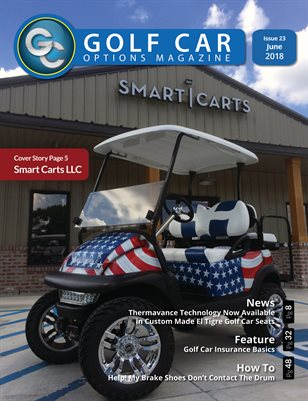 Golf Car Options Magazine - June 2018