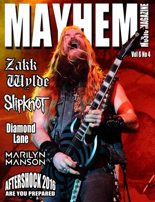 Mayhem Music Magazine Vol. 6 No. 4