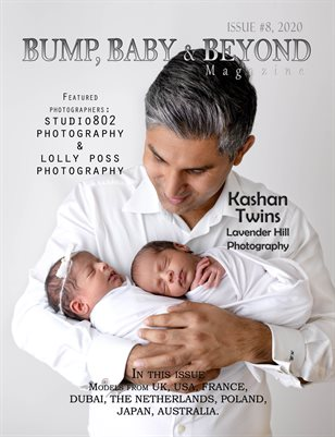 Bump, Baby & Beyond Magazine, Issue 8