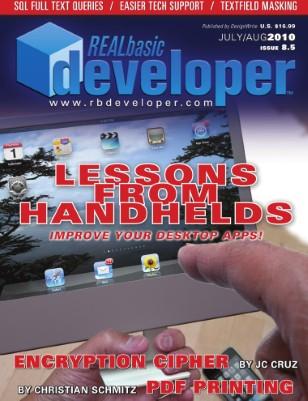 "RBD 8.5 (""Handheld Lessons"")"