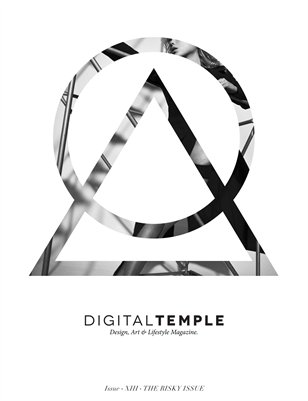 DIGITAL TEMPLE Magazine - XIII - The Risky Issue