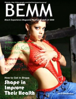 Black Experience Magazine Hottest Models of 2009