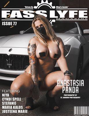 FASS LYFE ISSUE 77 FT. ANASTASIA PANDA