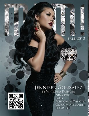MAMi Magazine Fall 2012 ft Jennifer Gonzalez