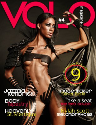 VOLO MAGAZINE #4 - THE NEW VOLO