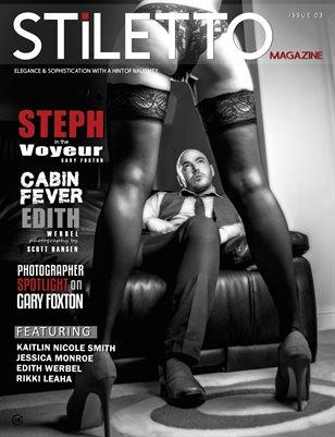 STiLETTO Magazine 03 Ft. Steph
