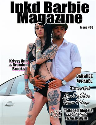 Inkd Barbie Issue #68 Krissy Ann & Brandon Brooks