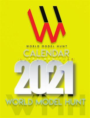 World Model Hunt Calendar 2021