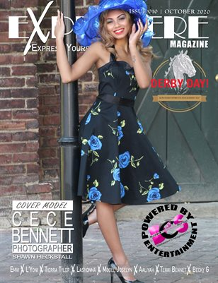 Exprimere Magazine Issue 010 Derby Days ft Cece Bennett