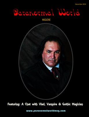 Paranormal World Magazine, December 2019