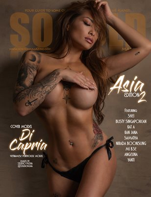 SO KOLD MAGAZINE - ASIA EDITION 2 ( DI CAPRIA )
