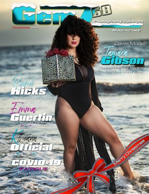 Gemz 68 Magazine Christmas Issue 2020 Volume 25