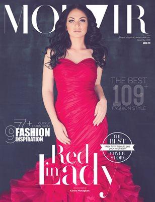 Vol3#11 Moevir Magazine November Issue 2019