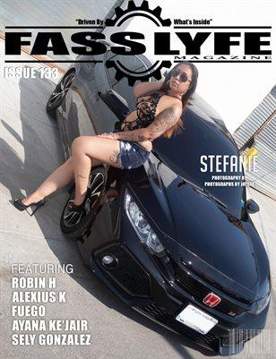 FASS LYFE ISSUE 133 FT. STEFANIE