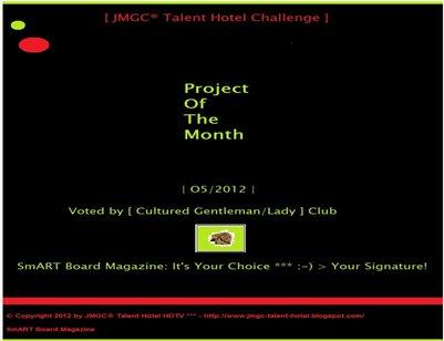 JMGC® Talent Hotel Challenge