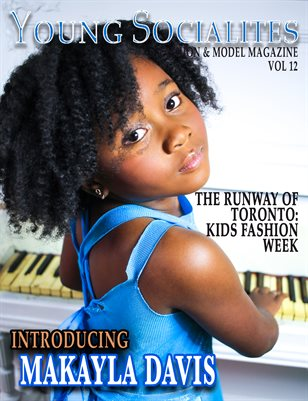 Young Socialites Magazine Vol 12